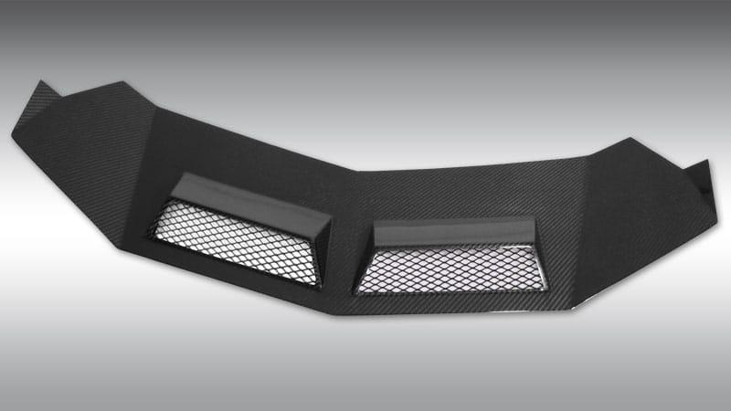 Lamborghini 700-4 Aventador Novitec Rear ventilation