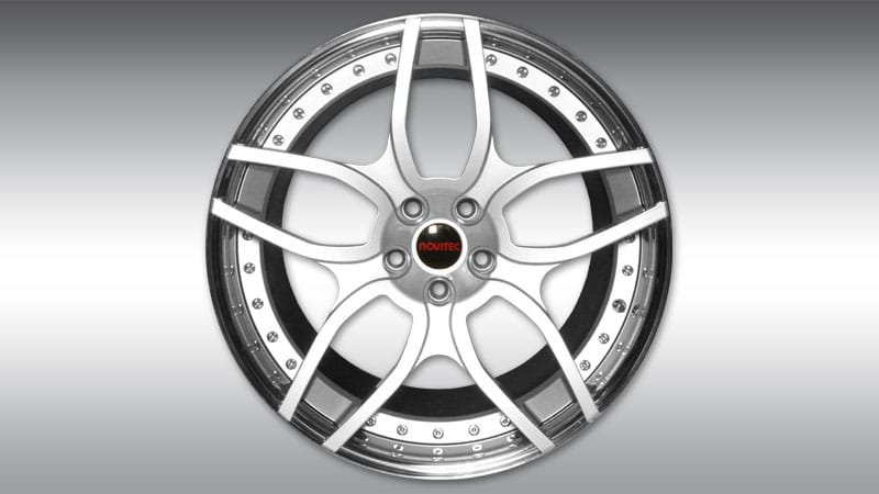 Lamborghini LP700-4 Aventador Novitec Coupe and Roadster Wheels Silver