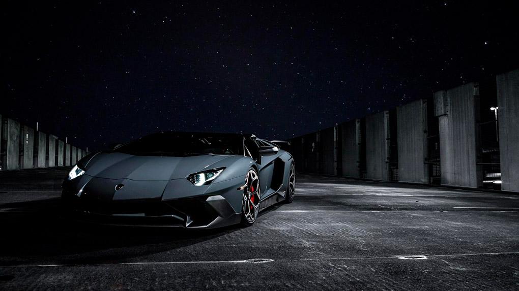 Lamborghini LP750-4 Aventador SV Roadster Novitec