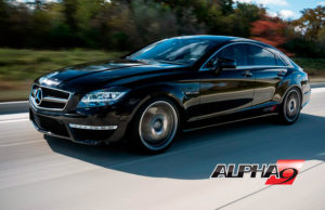 Alpha Performance Mercedes-Benz CLS63 AMG Alpha 9
