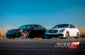 Программа тюнинга Mercedes-Benz W212 E63 AMG Alpha 9