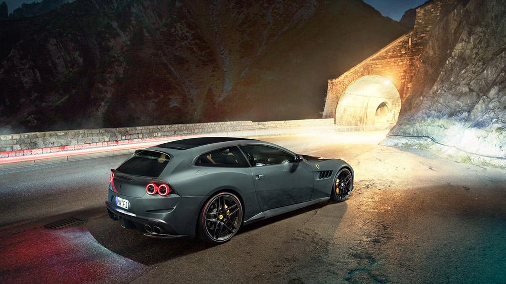 Novitec Ferrari GTC4 Lusso программа тюнинга