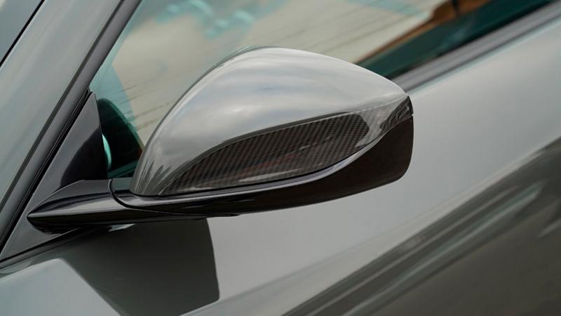 Novitec Ferrari GTC4 Lusso Aero Cover for Mirrors