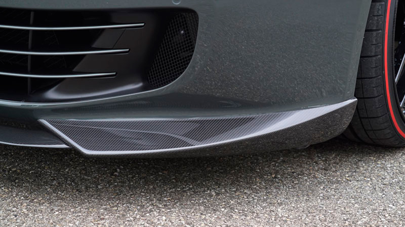Novitec Ferrari GTC4 Lusso Aero Front lip spoiler