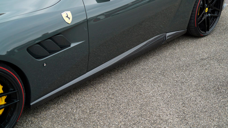 Novitec Ferrari GTC4 Lusso Aero Side Panels