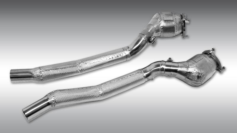 Novitec Ferrari GTC4 Lusso Exhaust Sport Catalytics