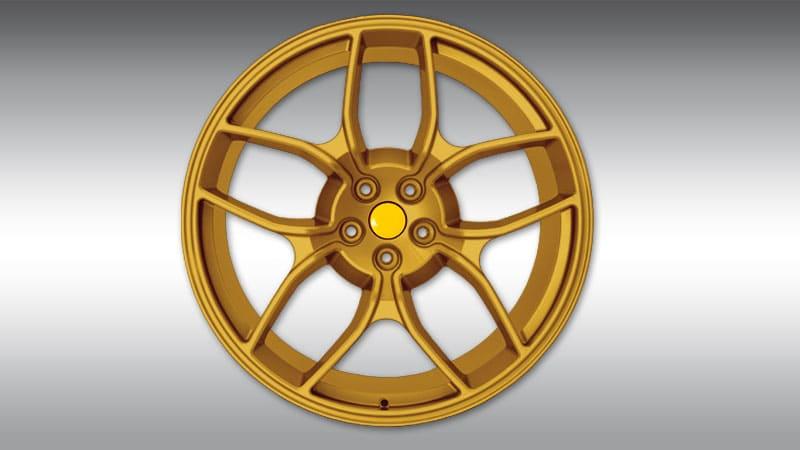 Novitec Ferrari GTC4 Lusso Wheels Type NF4 Custom