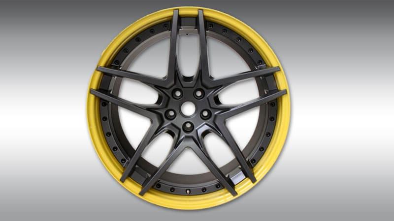 Novitec Ferrari GTC4 Lusso Wheels Type NF7 Custom