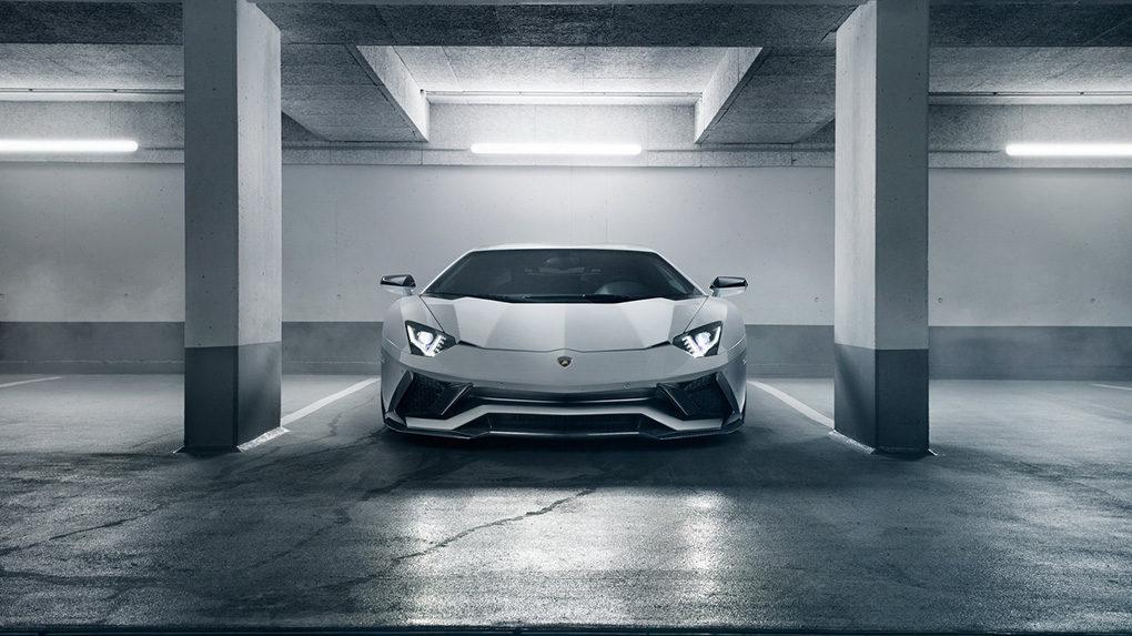 Lamborghini LP740-4 Aventador S Novitec