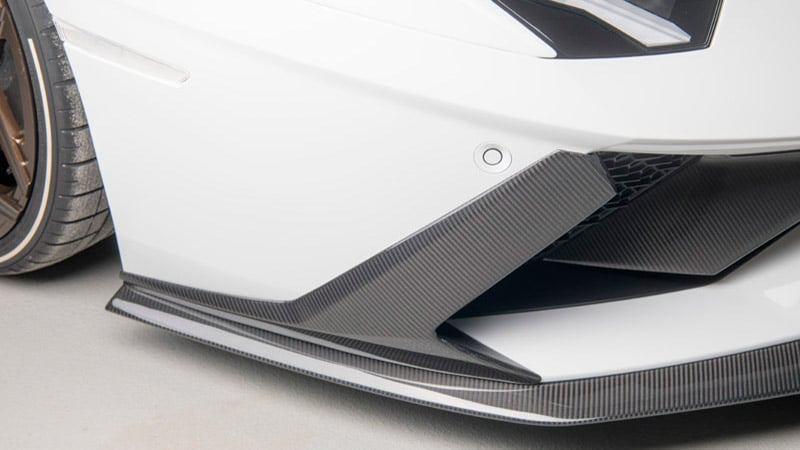 Front Spoiler Lip Add-On