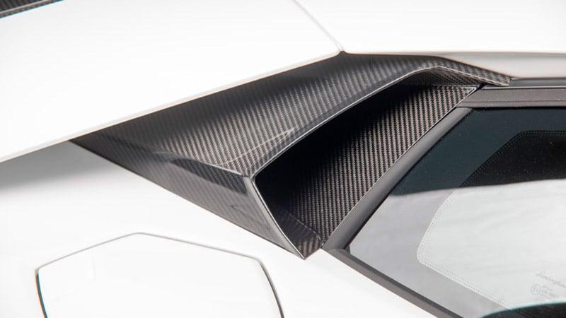 Side Window Air Intakes