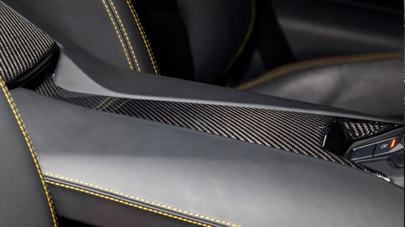 Cover for Armrest Center Console