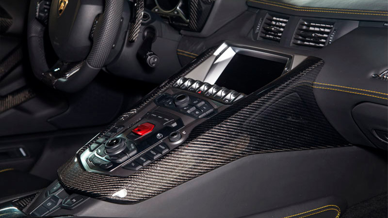 Cover for Center Console