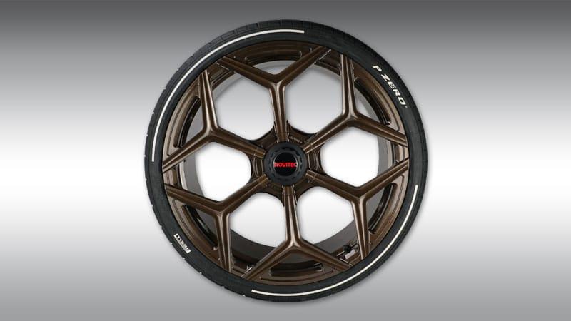 Novitec NL3 wheels ZV Look