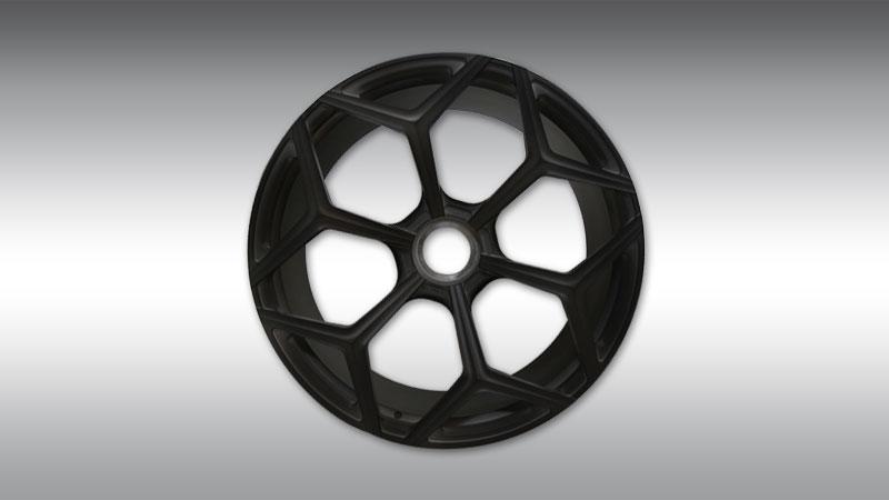 Novitec NL3 wheels Central Lock