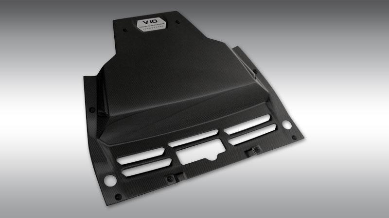 Lamborghini LP610-4 Huracan Novitec engine cover