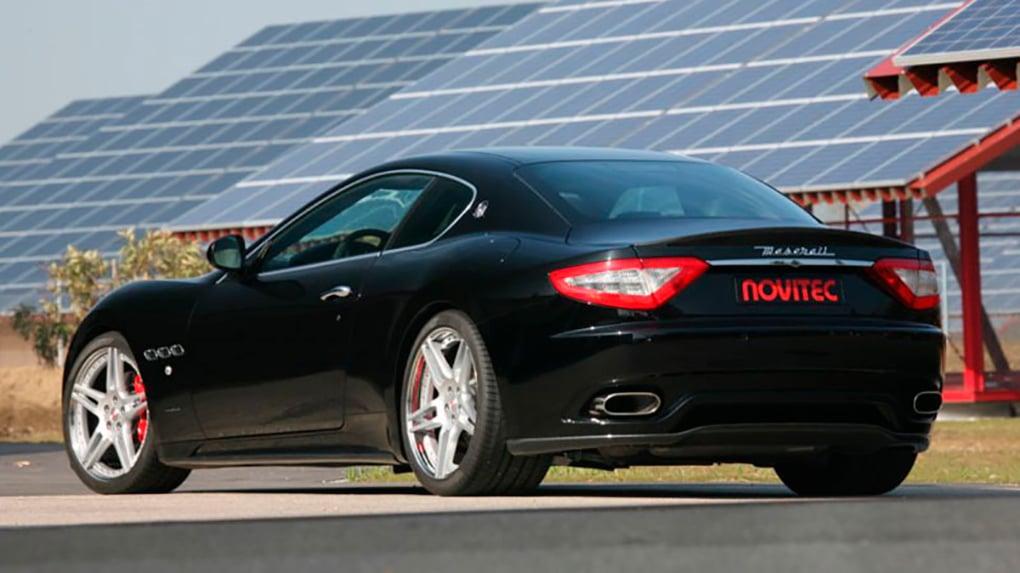 Novitec Maserati GT / Grancabrio