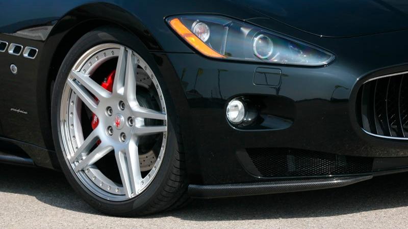 Novitec Maserati GT Grancabrio MC Stradale Front Lip Spoiler