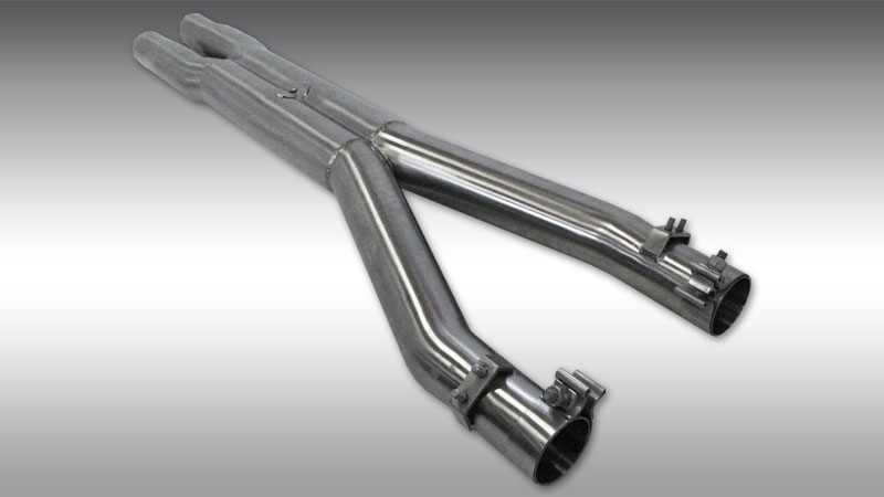 Novitec Maserati GT Grancabrio MC Stradale Replacement Pipes