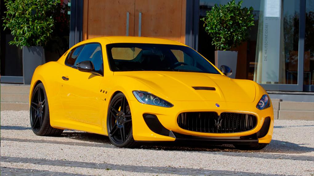 Novitec Maserati MC Stradale / GranCabrio MC