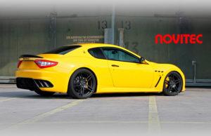 Novitec Maserati GT Grancabrio MC Stradale