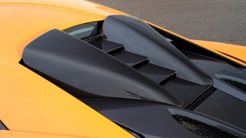 Novitec McLaren 570S Aero Air Intake