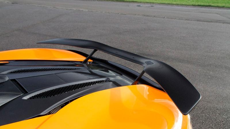 Novitec McLaren 570S Aero Rear Wing