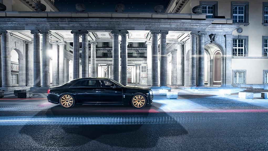 Novitec Rolls-Royce Ghost Series II