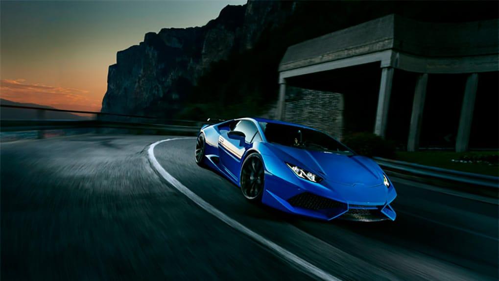 Lamborghini LP610-4 Huracan Novitec N-Largo