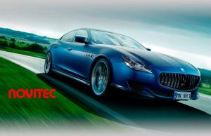 Novitec Maserati Quattroporte программа тюнинга