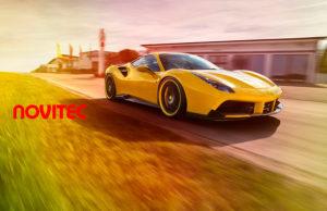 Novitec Ferrari 488 Spider программа тюнинга