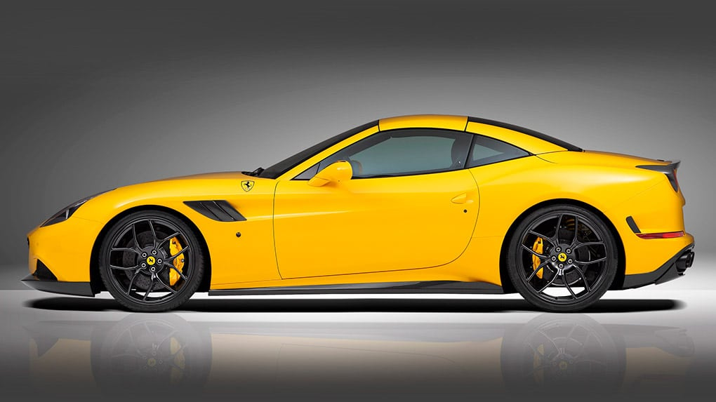 Novitec Ferrari California T программа тюнинга
