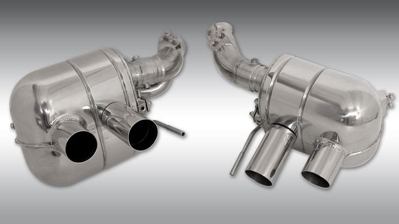 Exhaust with Valves