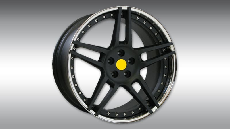 Wheels NF3 Black