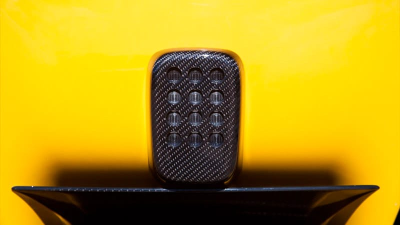 Rear Fog Light Cover