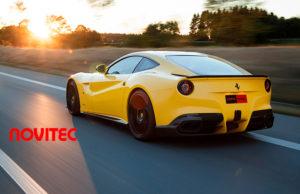 Novitec Ferrari F12 Berlinetta программа тюнинга