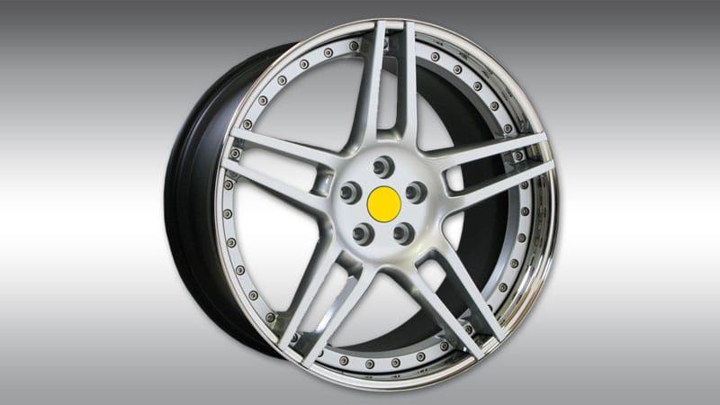 Wheels NF3 Silver
