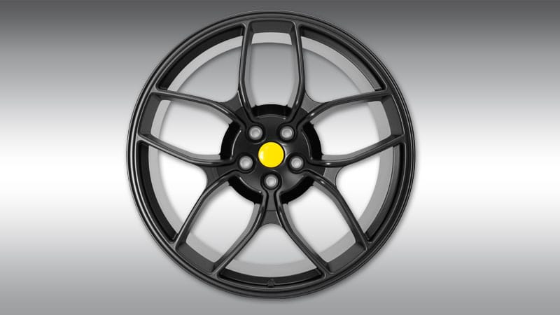Wheels NF4 Black