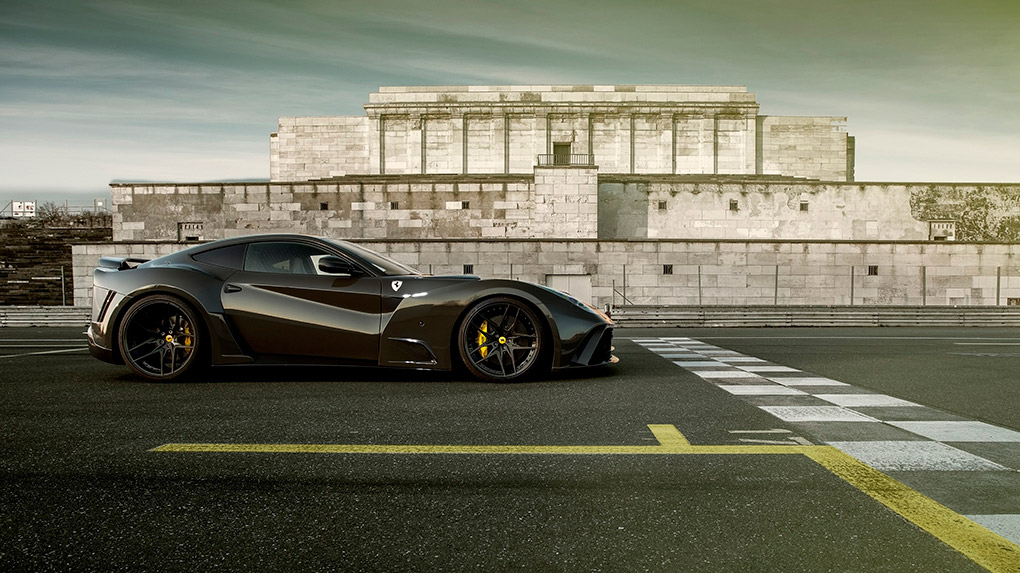 Novitec Ferrari F12 N-Largo S программа тюнинга