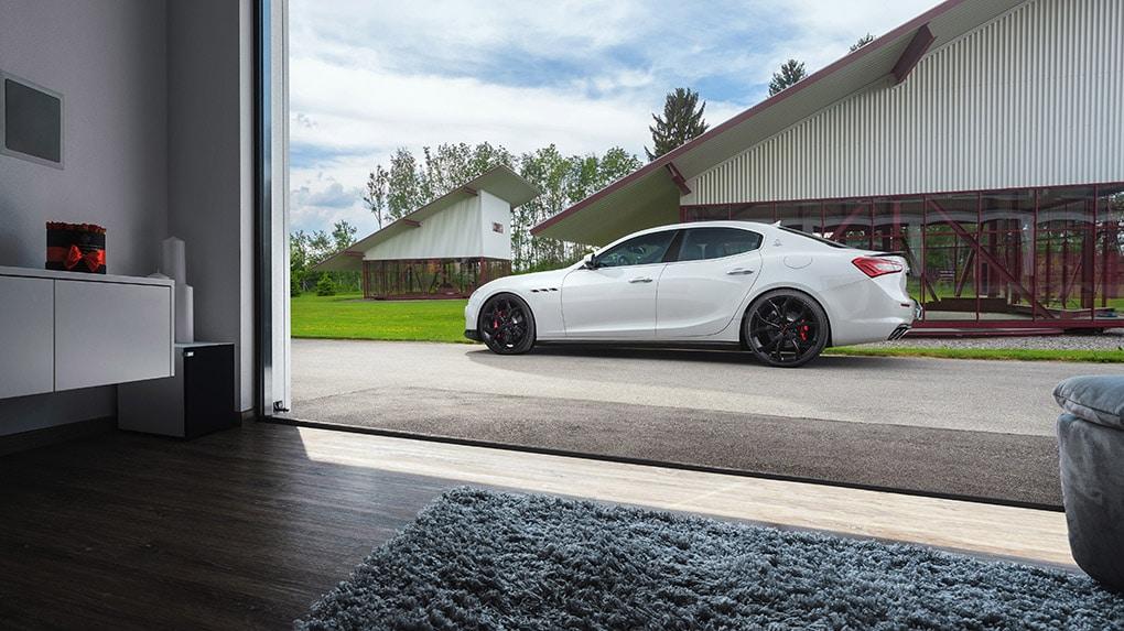 Novitec Maserati Ghibli GranLusso MY2017 программа тюнинга