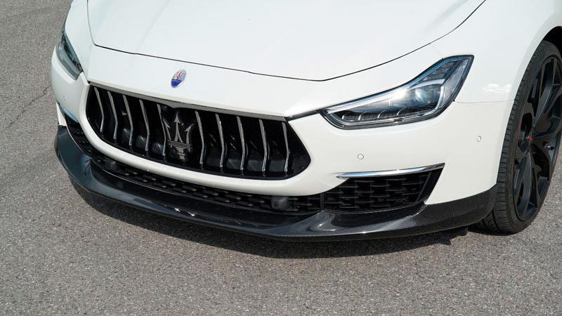 Maserati Ghibli GranLusso Front Spoiler Lip