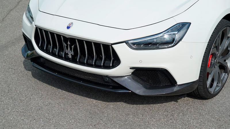 Maserati Ghibli GranSport Front Spoiler Lip