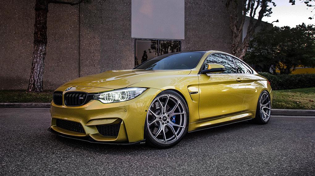 Vorsteiner BMW M4 F82 v-ff103