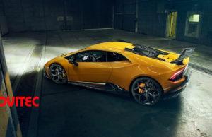 Lamborghini LP640-4 Huracan Perfomante Novitec