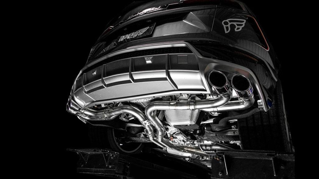 Выхлопная система iPE Lamborghini URUS