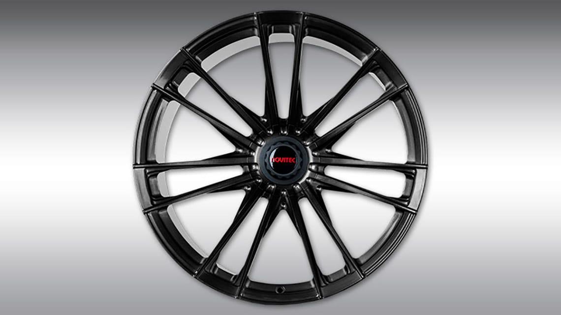 Novitec McLaren 600LT C460080 MC3 Wheels satin black