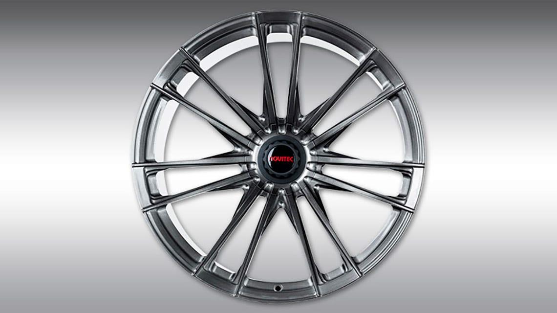 Novitec McLaren 600LT C460084 Wheels MC3 gloss gunmetal