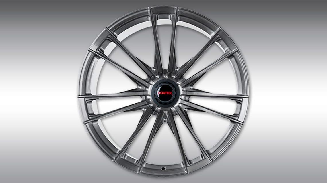 Novitec McLaren 600LT C460085-86-87 Wheels MC3 option color