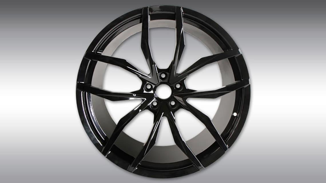 McLaren 720S C460080 MC1 Wheels Black