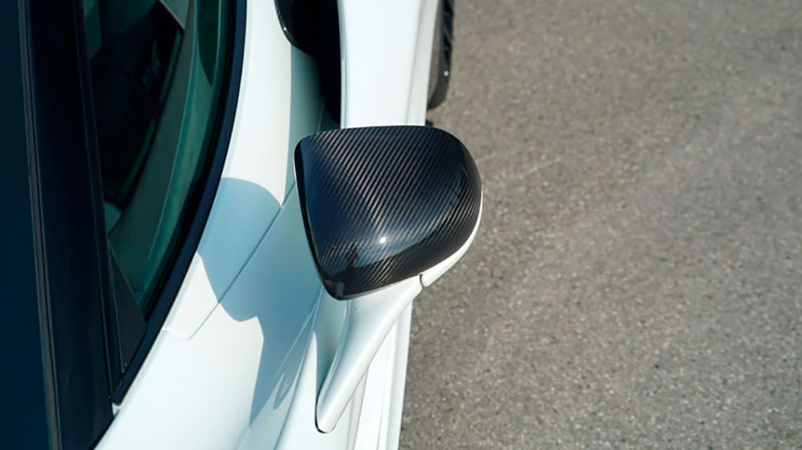 Novitec McLaren 720S C672015 Mirror Covers